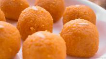 ლადუ - უგემრიელესი ინდური ტკბილეული (დეტალური რეცეპტი ფოტოებით)