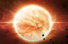 სამყაროში ყველაზე დიდი ვარსკვლავი