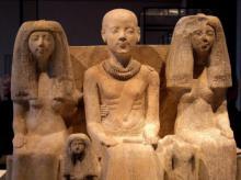 ეგვიპტური ქანდაკება