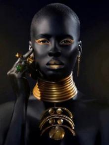 უმშვენიერესი ფერადკანიანი ქალები