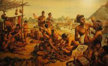 ამერიკის პირველაღმომჩენები (ჩვენს ერამდე მრავალი წლით ადრე)