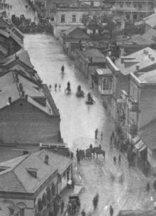 წყალდიდობები თბილისში 1895 წლიდან მოყოლებული 2015 წლის 13 ივნისამდე ( + ფოტოები )