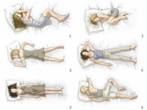 იცოდით, რომ ძილის პოზა განსაზღვრავს თქვენს პირად ურთიერთობებს?