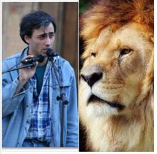 """ირაკლი კაკაბაძე-""""თბილისში ლომები ცხოვრობენ... რა კარგად ჟღერს და რა საზარელია ამის წარმოდგენა."""""""