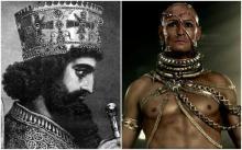 როგორ გამოიყურებოდნენ  ცნობილი  ისტორიული პიროვნებები და მათი კინემატოგრაფიული ორეულები