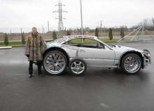 """""""ჯართი"""" ავტომობილების დაუჯერებელი გარდაქმნა მომავლის ავტომობილებად!"""