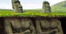 შოკისმომგვრელი აღმოჩენა აღდგომის კუნძულის ქანდაკებების შესახებ!