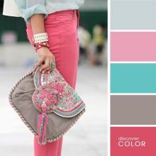 15 იდეალური  ფერთა შეხამება  ტანსაცმლის შერჩევის  დროს