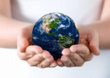 განგაში დედამიწის საფრთხის შესახებ...