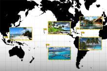 სამოთხის მსგავსი 5 კუნძული დედამიწაზე