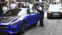არაბი მილიონერების  სუპერ ავტომობილები ლონდონის ქუჩებში