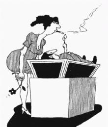 ცოლზე მზრუნველი ცბიერი ირლანდიელი – სახალისო ისტორია