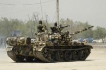 რომელ ქვეყანას რამდენი ტანკი ჰყავსT-66