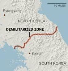 ჩრდილოეთსა და სამხრეთ კორეას შორის ომი დაიწყო..