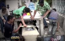 ჰონდურასში 16 წლის გოგონა კუბოში გაცოცხლდა(ვიდეო)