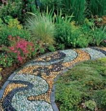 50 საოცარი იდეა – კრეატიული და ლამაზი ბილიკები ბაღებსა და ეზოებში
