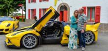 Ferrari FXX-K – საჩუქარი ცოლს დაბადების დღეზე