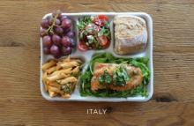 როგორ გამოიყურება სკოლის სადილი სხვადასხვა ქვეყნებში