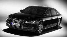 """Audi -მ """"ყველაზე დაცული"""" A8 წარმოადგინა"""