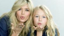 პოპულარული დედიკოები ქალიშვილებთან ერთად