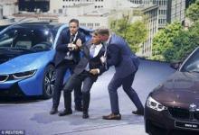 BMW-ს შეფი სცენაზე წაიქცა! ექიმები მიზეზებს იკვლევენ
