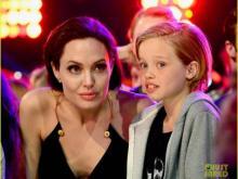 ანჯელინა ჯოლის შვილს,  სქესის შეცვლა სურს