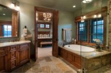 საოცრად ორიგინალური და პრაქტიკული სააბაზანო ოთახის დიზაინი – 50 კრეატიული იდეა