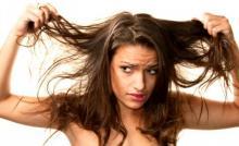 პროდუქტები, რომელთა მიღების გამოც თმის ზრდა ფერხდება