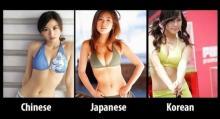 როგორ განვასხვავოთ ერთმანეთისგან იაპონელები, ჩინელები და კორეელები