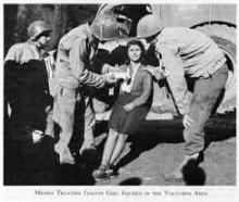 მეორე მსოფლიო ომის დროს გაუპატიურებულმა იტალიელმა ქალმა  მხოლოდ ახლა მიიღო კონპესაცია