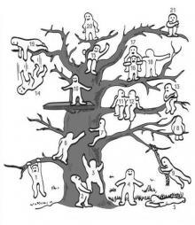 იპოვეთ თქვენი თავი ამ ხეზე და შეიტყვეთ თქვენი ემოციური მდგომარეობა - სცადეთ!