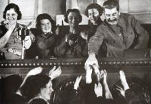 ბელადის კიდევ ერთი შავი ლაქა:როგორ იშორებდა სტალინი ჩინოვნიკების  ცოლებს