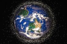 კოსმოსური ნაგავი კრიტიკულ მასას მიუახლოვდა - ნასას შეტყობინება