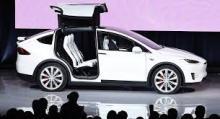 """""""ტესლამ"""" ახალი ელექტრონული SUV-ჯიპი წარმოადგინა (ფოტო)"""