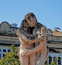"""...""""მე სიყვარულის ძეგლი ვარ"""""""