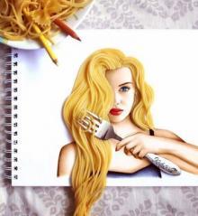 19 წლის ხელოვანის განსხვავებული ნამუშევრები