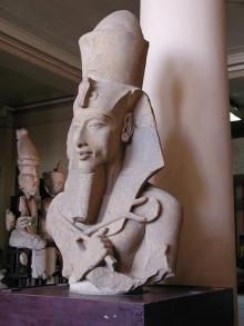 ეგვიპტის ერთადერთი ფარაონი, რომელსაც სჯეროდა ღმერთის!