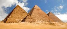 ეგვიპტის პირამიდები და დიდი სფინქსი -მსოფლიოს პირველი საოცრება!