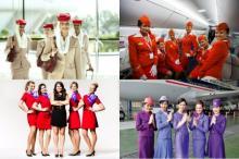სად არიან ყველაზე მომხიბვლელი სტიუარდესები - ავიაკომპანიების რეიტინგი