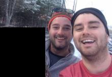 """კანადელმა  ძმებმა  """"წლის სელფი"""" გადაიღეს  მოულოდნელ  სტუმართან ერთად"""