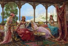 ოთხი ცოლი (იგავი)