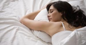 ძილის დროს თურმე რატომ ხტის ადამიანი