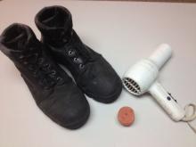 როგორ გავხადოთ ფეხსაცმელი წყალგაუმტარი - მარტივი მეთოდი
