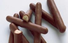 შოკოლადის ჩხირები