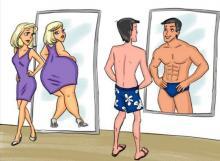 5 განსხვავება ქალსა და მამაკაცს შორის