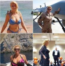ქალი პრეზიდენტი,რომლის ფოტოებმა ინტერნეტ სივრცე დაიპყრო