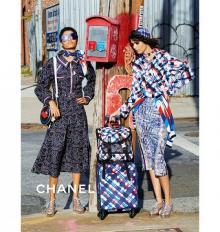 Chanel-ის გაზაფული-ზაფხულის სარეკლამო კამპანიის სრული ვერსია.