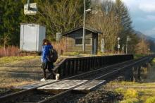 გულისამაჩუყებელი ისტორია:იაპონიაში მატარებელი ერთადერთი მოსწავლე გოგონასთვის მოძრაობს