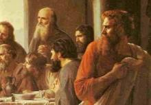რატომ ხატავდნენ იუდა ისკარიოტელს ჟღალი თმის ფერით