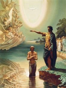 რას ნიშნავს ნათლისღება და რატომ აღინიშნება ეს დღესასწაული